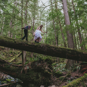 cathedral grove wedding