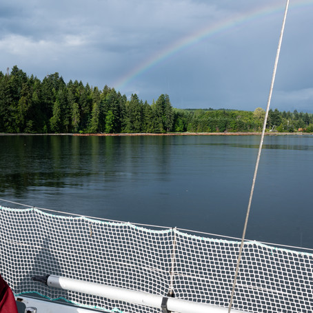 Surprising Northwest Bay   Enjoying Nanoose Bay from the Water