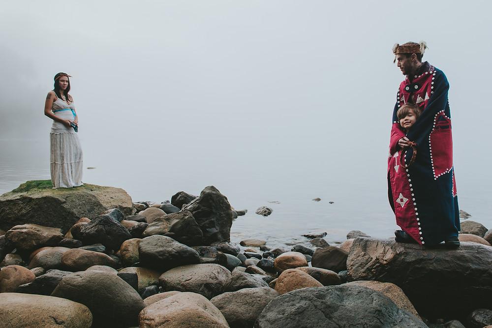 qualicum beach family photographer
