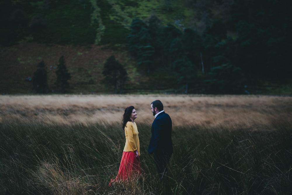 Ireland elopement photographer