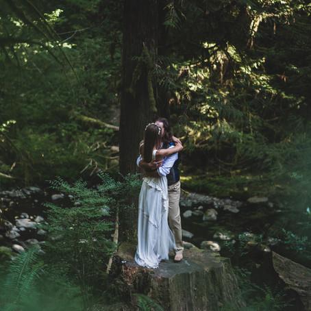 Rae & Kris   Godstream Intimate Wedding
