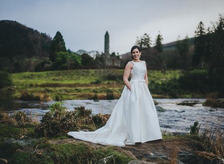 Glendalough Bride | Ireland Wedding Inspiration