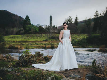 Glendalough Bride | Ireland Wedding Inspiration