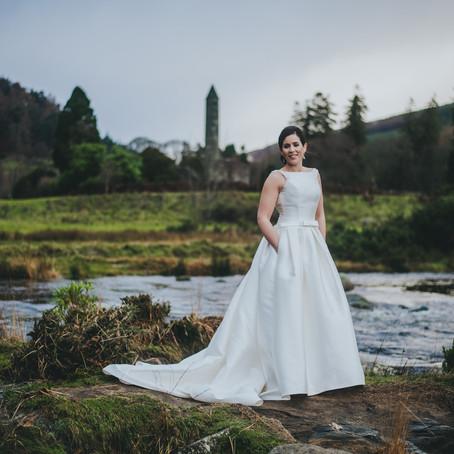 Glendalough Bride   Ireland Wedding Inspiration
