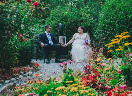 Lisa & Kaelin | Intimate Pender Island Wedding