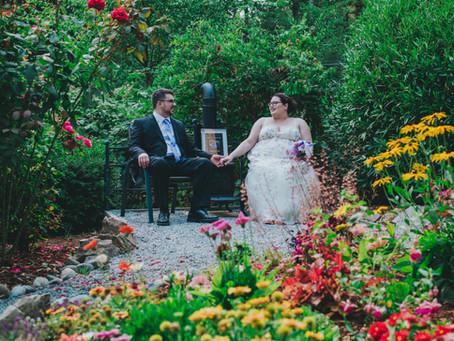 Lisa & Kaelin   Intimate Pender Island Wedding