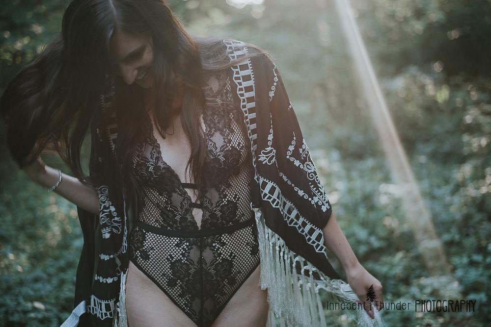 outdoor boudoir