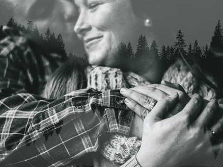 An International Love | Colliery Dam Engagement Session