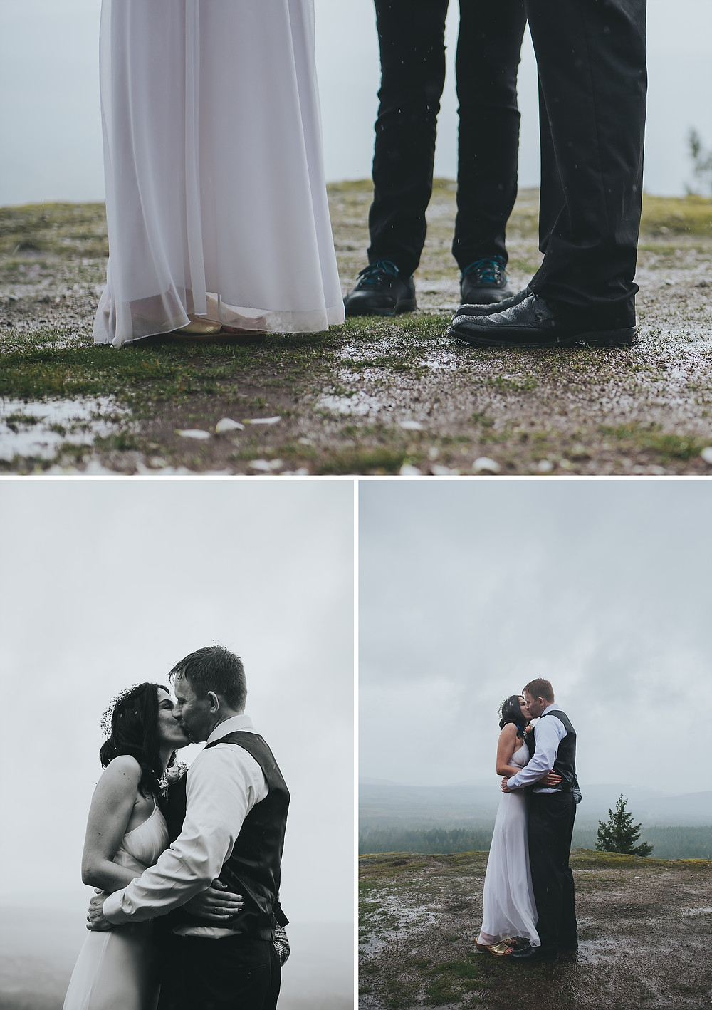 parksville wedding photography