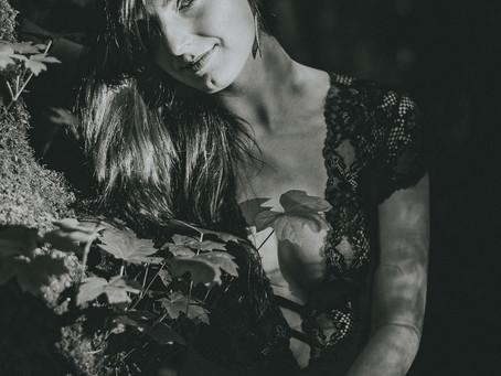 Camilla at Sunset | Nanaimo Boudoir Photographer