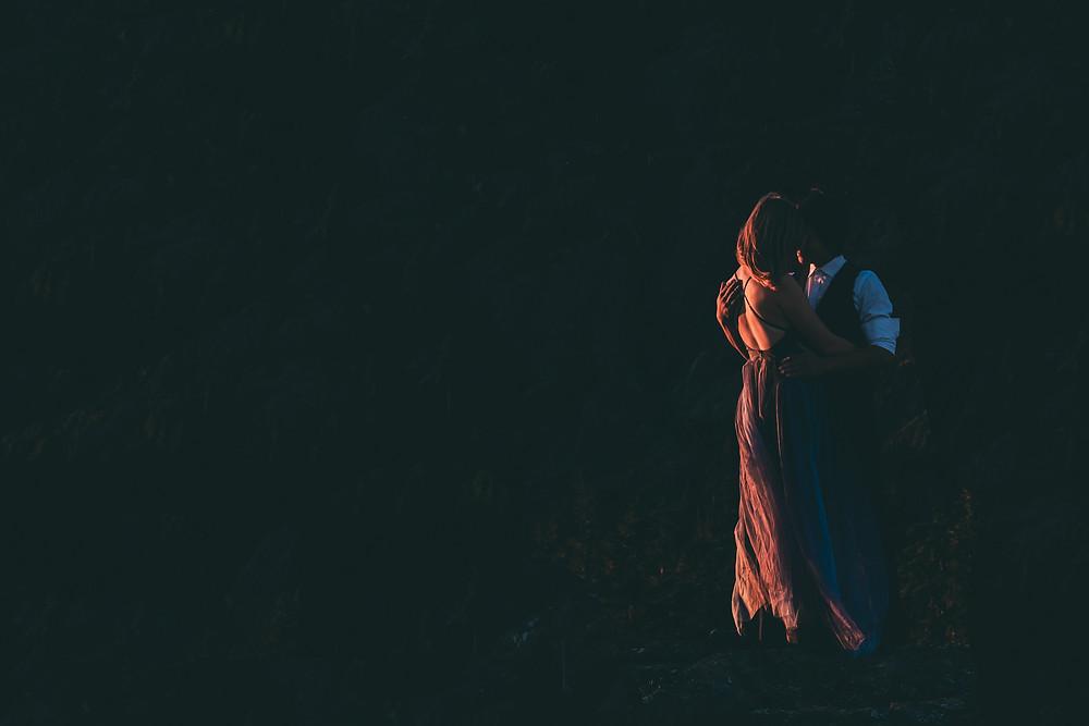 vancouver island elopement photographer