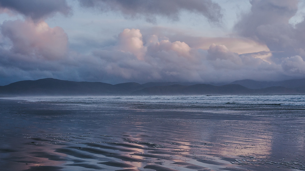 Inch Beach, Kerry, Ireland