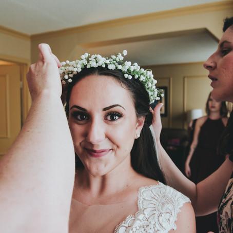Laura & Garrett | West Coast Country Wedding