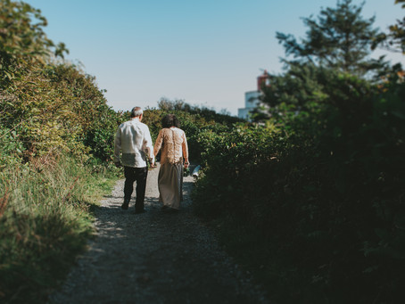 Yabut 50 Anniversary | Ucluelet Vow Renewal