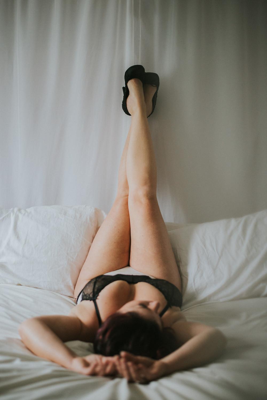 boudoir, Vancouver Island