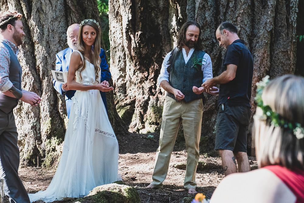 goldstream wedding