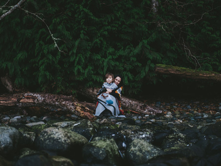 A New Family   Maternity & Family Session