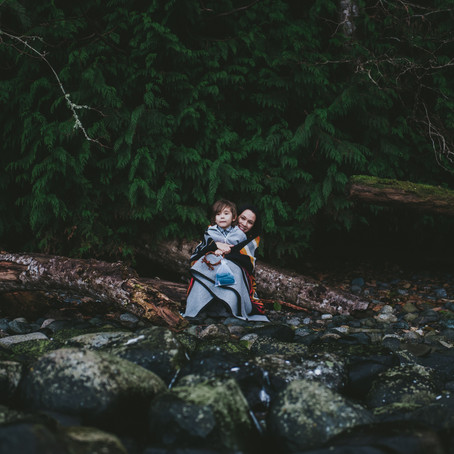 A New Family | Maternity & Family Session