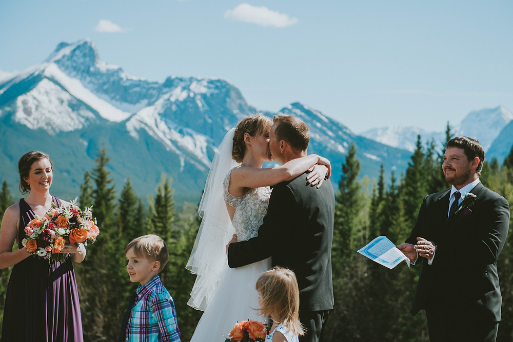 kananaskis wedding photography