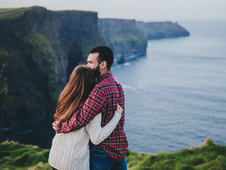 Gus & Katelind | Cliffs of Moher Proposal