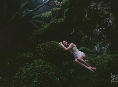 Sybil | Rainforest Yoga & Boudoir Magic
