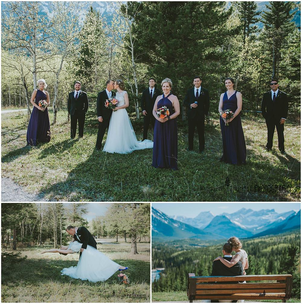 Rocky Mountain Wedding