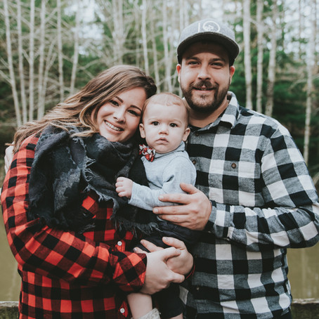 The Laslos | Lifestyle Family Session