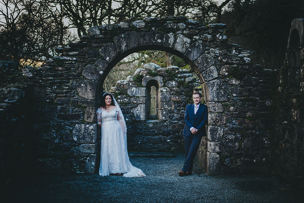 glendalough elopement photographer