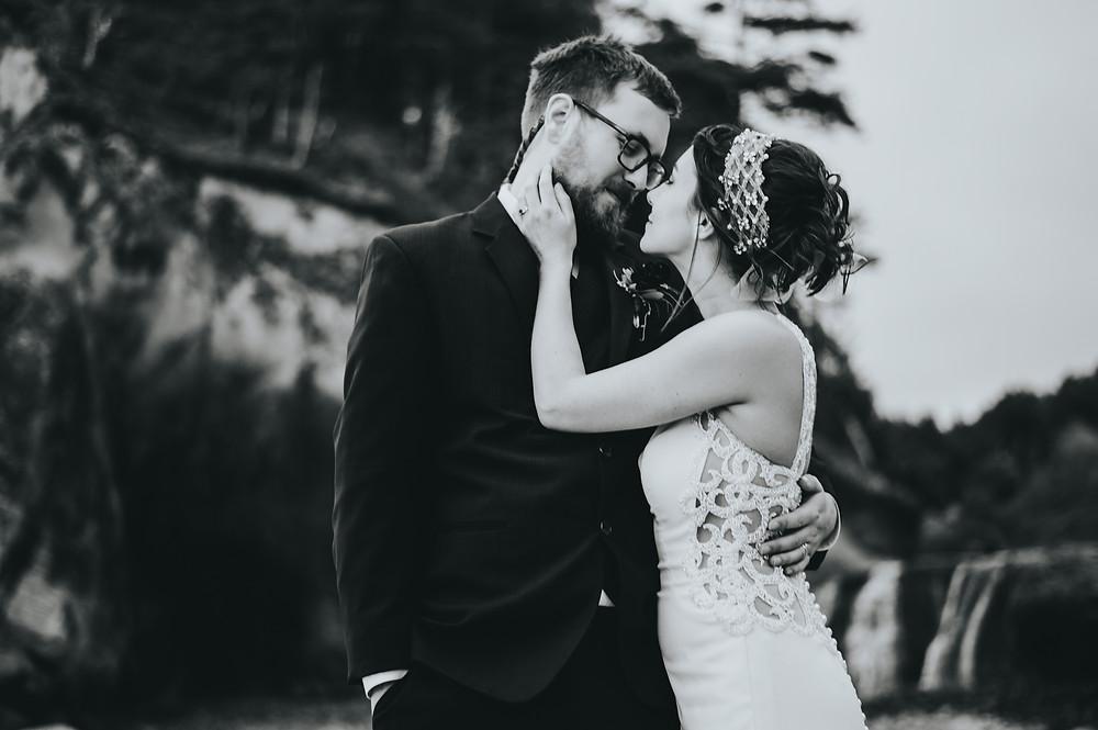 cannon beach elopement photographer