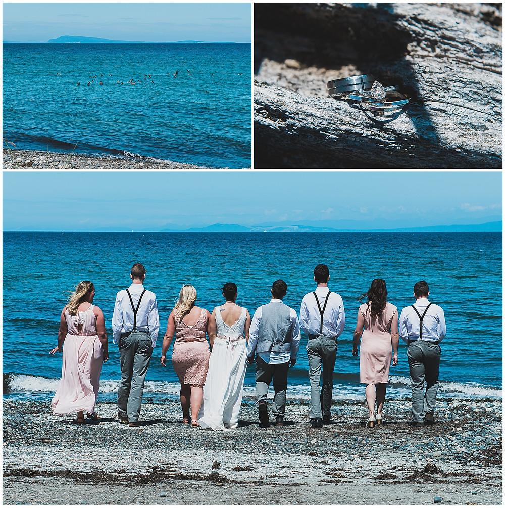 Qualicum Beach Wedding