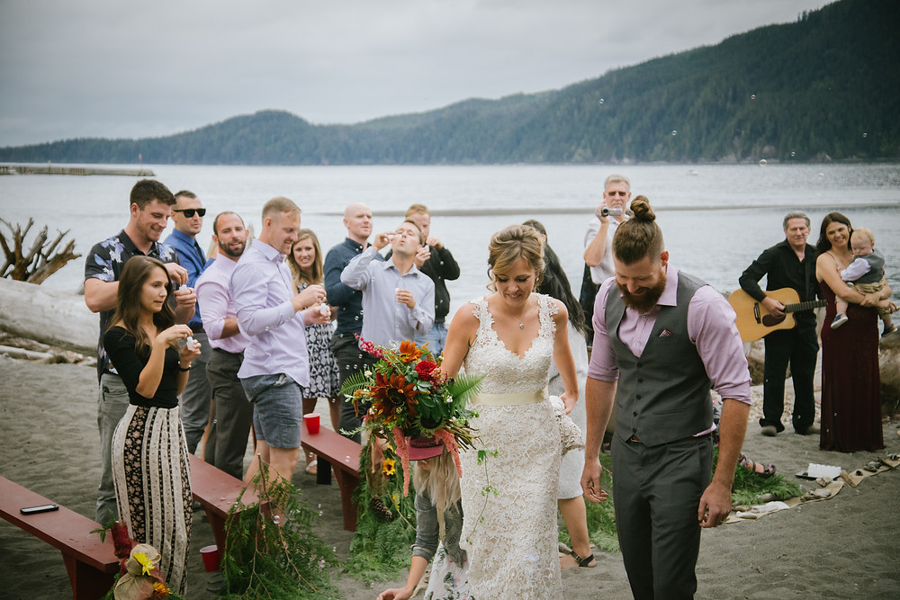 Port Renfrew Wedding