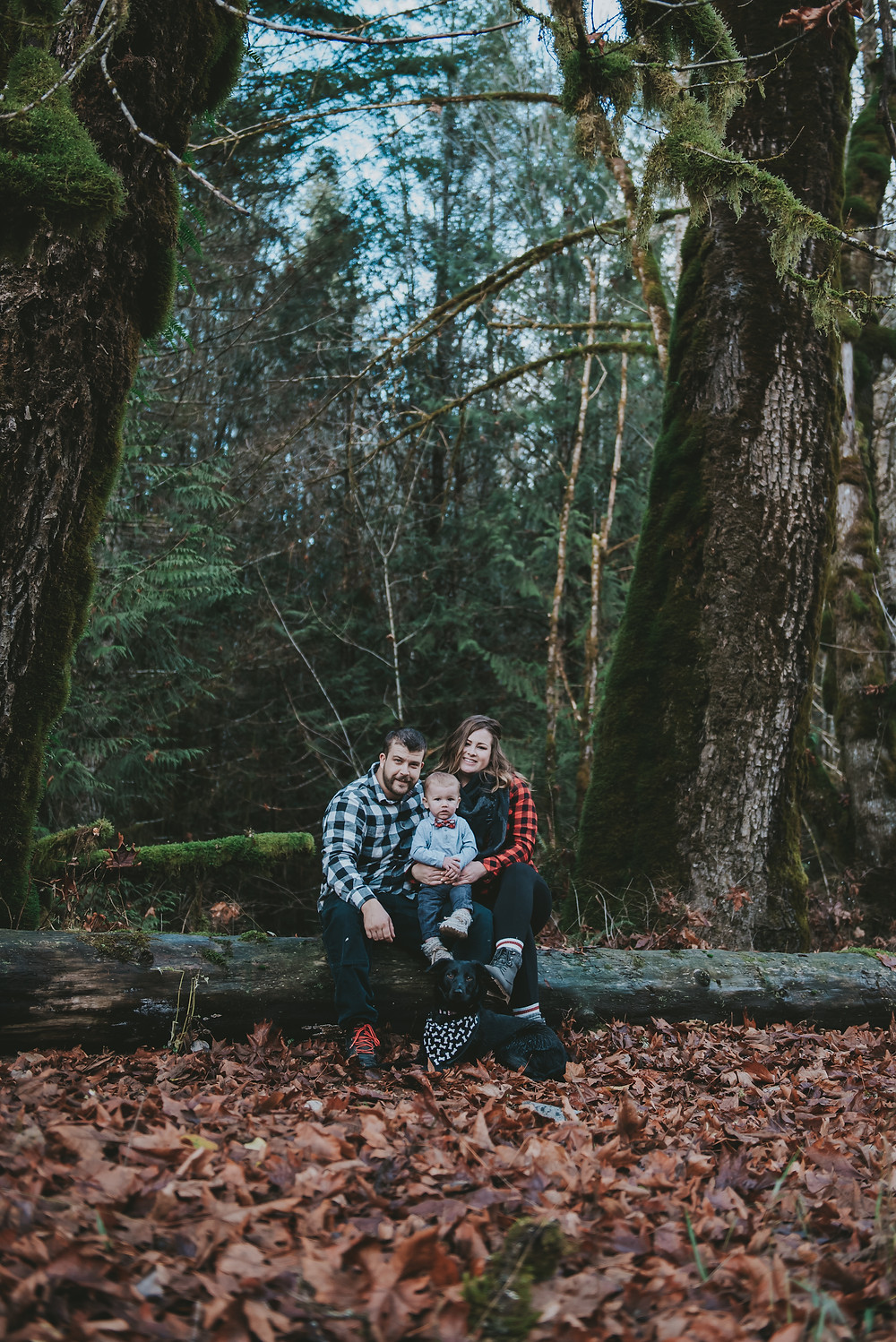 Parksville family photography