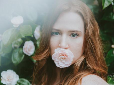 Janelle | Spring Boudoir