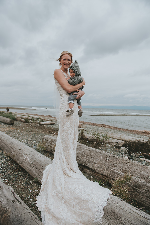 Qualicum Beach Wedding Photographer