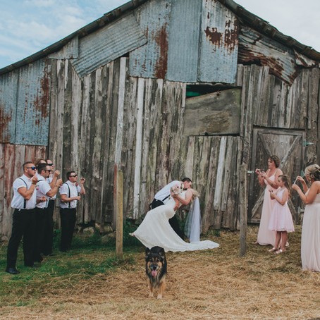 Teighan & Cleighton   Cedar Farm Wedding
