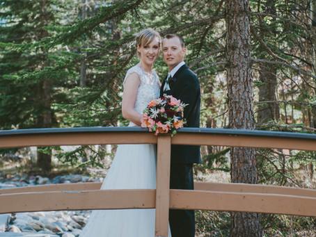 Rocky Mountain Wedding | Kananaskis