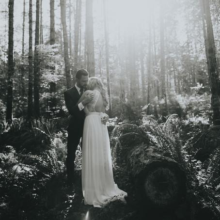 Alex & Myles   Courtney Backyard Wedding