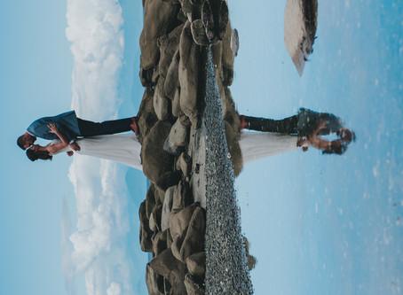 Hailey & Tom Got Married | Dragon's Lodge, Gabriola Island