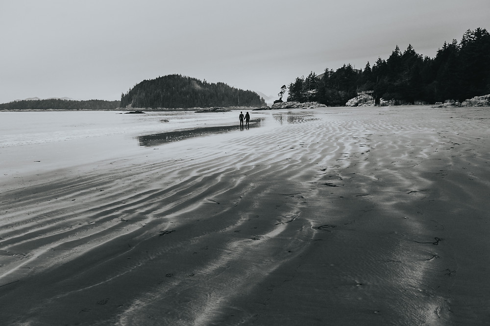 tofino engagement session