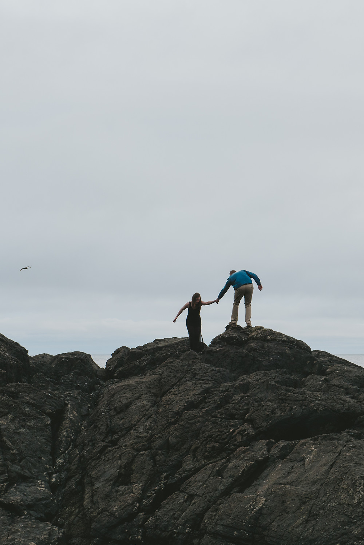 ireland adventure elopement photographer