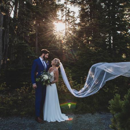 Love in the Mountain Meadow | Mount Washington Wedding