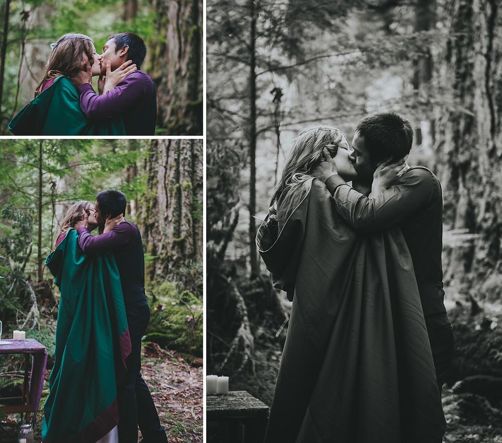elvish themed wedding