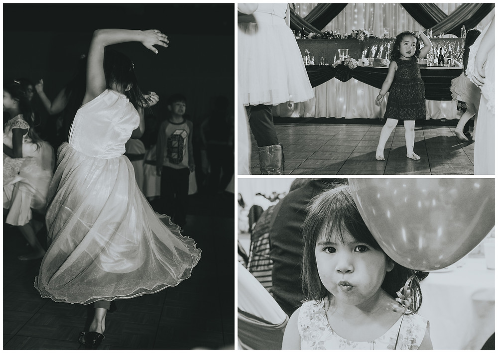 reeption dancing