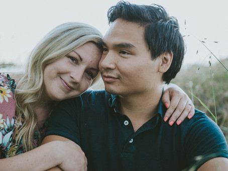 Wendy & Lucas | Nanaimo Engagement Session