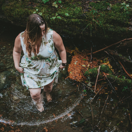 A Lady in the Forest | Empowerment Session