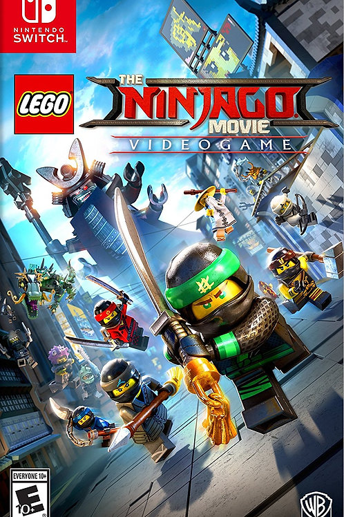 The Lego Ninjago Movie Nintendo Switch