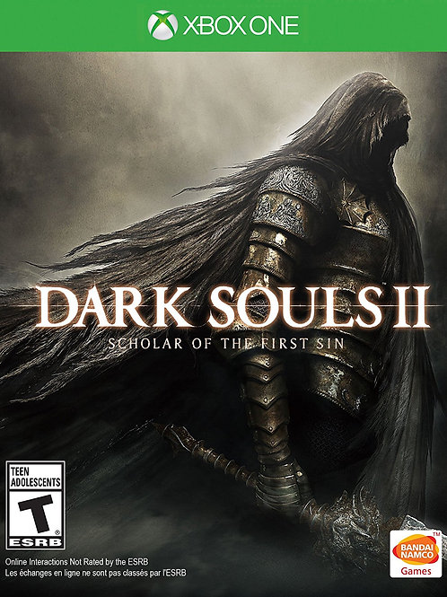 Dark Souls II Scholar of the First Sin - Xbox One