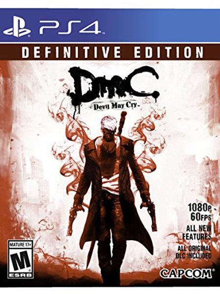 DMC Devil May Cry Definitive Edition PlayStation 4