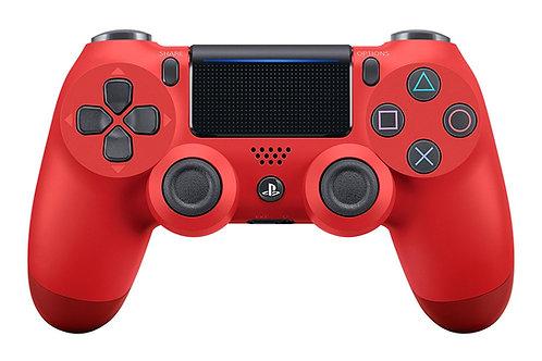 Control Dual Shock 4 Rojo PlayStation 4