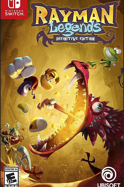 Rayman Legends Definitive Edition Nintendo Switch
